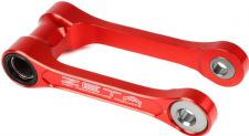 Zeta RSL Height Adjustable Linkage Honda CRF 250 14 15 16 17 Red